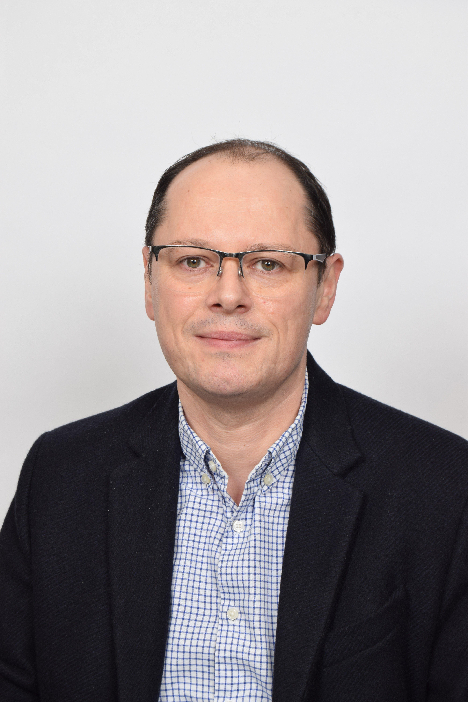 Diplom-Psychologe Dr. rer. nat. Gilles Michaux