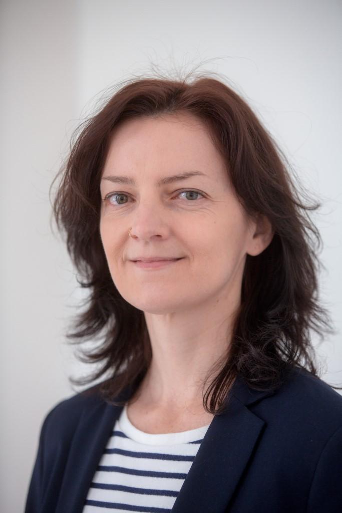 Dr. rer. nat.  Martine  Hoffmann