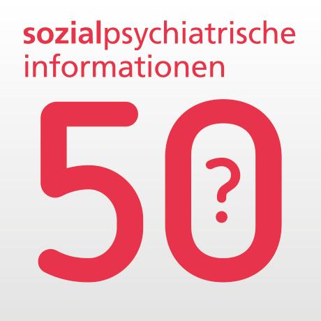 Umfrage zum 50. Jubiläum der Sozialpsychiatrischen Informationen